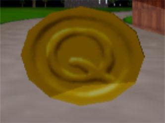 Choro Q Coin Logo